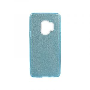 Θήκη Samsung Galaxy S9 Glitter Γαλάζιο