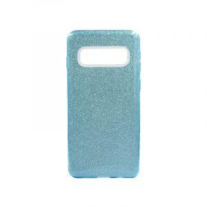 Θήκη Samsung Galaxy S10 Glitter Γαλάζιο