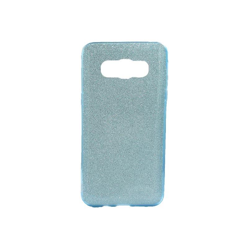 Θήκη Samsung Galaxy J5 2016 Glitter Γαλάζιο