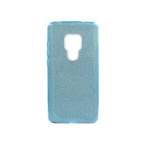 Θήκη Huawei Mate 20 Glitter Γαλάζιο