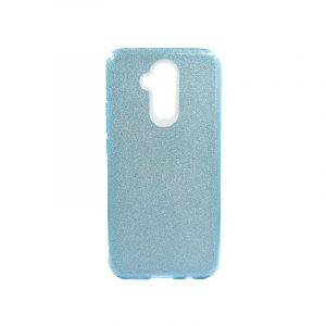Θήκη Huawei Mate 20 Lite Glitter Γαλάζιο