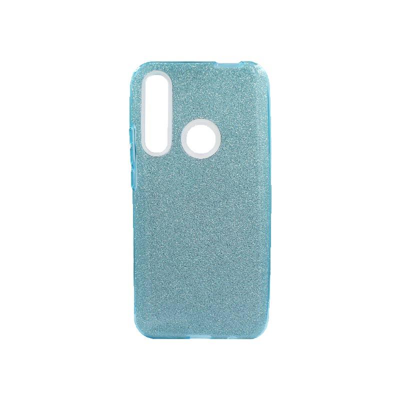 Θήκη Huawei P Smart Z Glitter Γαλάζιο