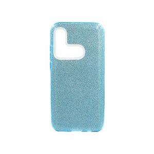 Θήκη Huawei P20 Lite 2019 Glitter Γαλάζιο