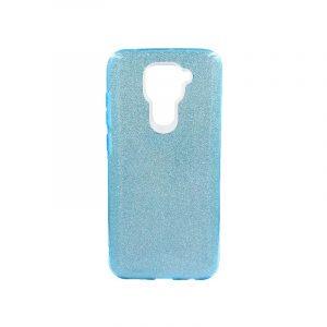 Θήκη Xiaomi Redmi Note 9 Glitter Γαλάζιο