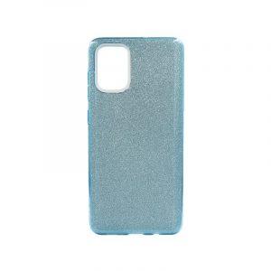 Θήκη Samsung Galaxy A71 Glitter Γαλάζιο