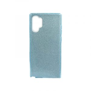 Θήκη Samsung Galaxy Note 10 Pro Glitter Γαλάζιο