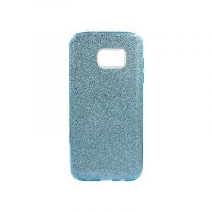 Θήκη Samsung Galaxy S7 Edge Glitter Γαλάζιο