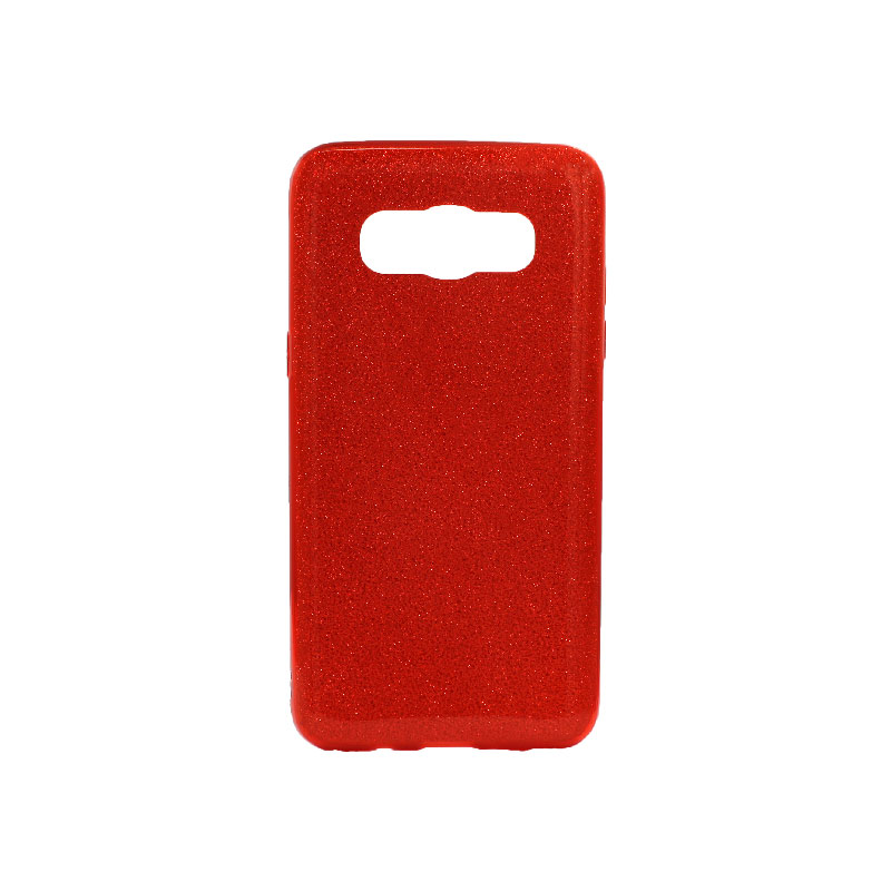 Θήκη Samsung Galaxy J5 2016 Glitter Κόκκινο