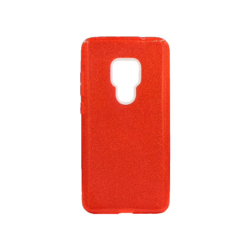 Θήκη Huawei Mate 20 Glitter Κόκκινο