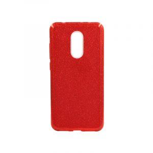 Θήκη Xiaomi Redmi 5 Glitter Κόκκινο