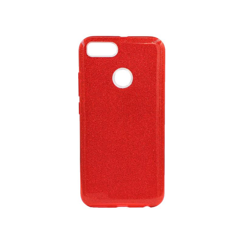 Θήκη Xiaomi Mi 5X / Mi A1 Glitter Κόκκινο