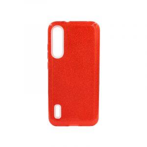 Θήκη Xiaomi Mi A3 / CC9E Glitter Κόκκινο