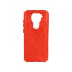 Θήκη Xiaomi Redmi Note 9 Glitter Κόκκινο