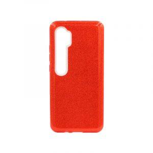 Θήκη Xiaomi Mi Note 10 / Note 10 Pro / CC9 Pro Glitter Κόκκινο