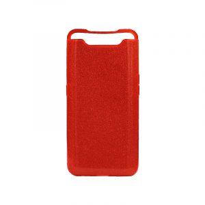 Θήκη Samsung Galaxy A80 Glitter Κόκκινο