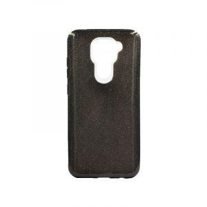 Θήκη Xiaomi Redmi Note 9 Glitter Μαύρο