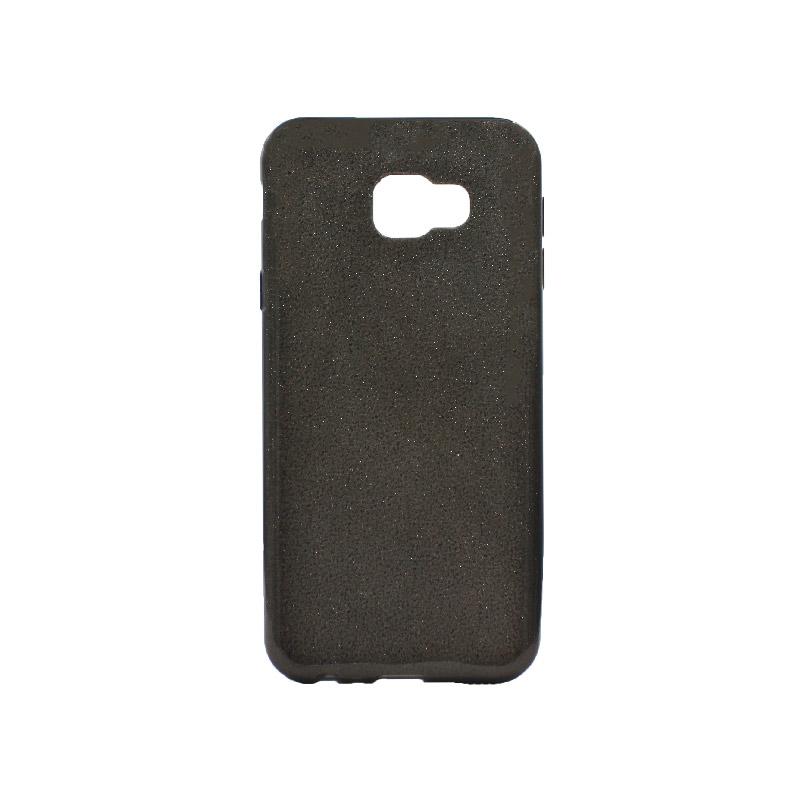 Θήκη Samsung Galaxy J4 Plus Glitter Μαύρο