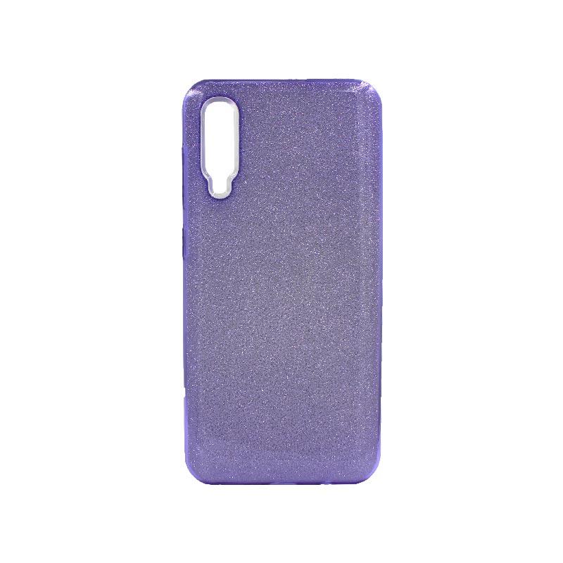 Θήκη Samsung Galaxy A50 / A30s / A50s Glitter Μωβ