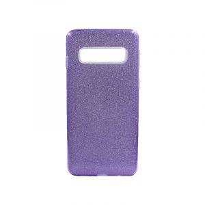 Θήκη Samsung Galaxy S10 Glitter Μωβ