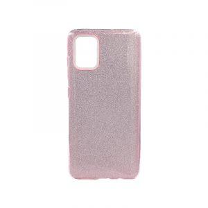 Θήκη Samsung Galaxy A51 Glitter Ροζ
