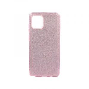 Θήκη Samsung Galaxy A81 / Note 10 Lite Glitter Ροζ