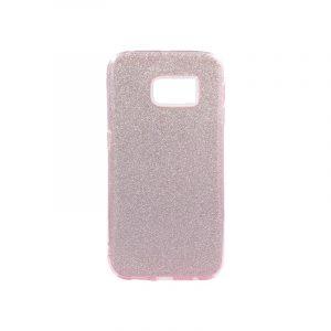 Θήκη Samsung Galaxy S6 Edge Glitter Ροζ