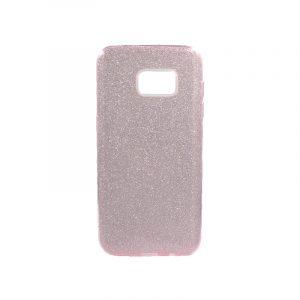 Θήκη Samsung Galaxy S7 Edge Glitter Ροζ