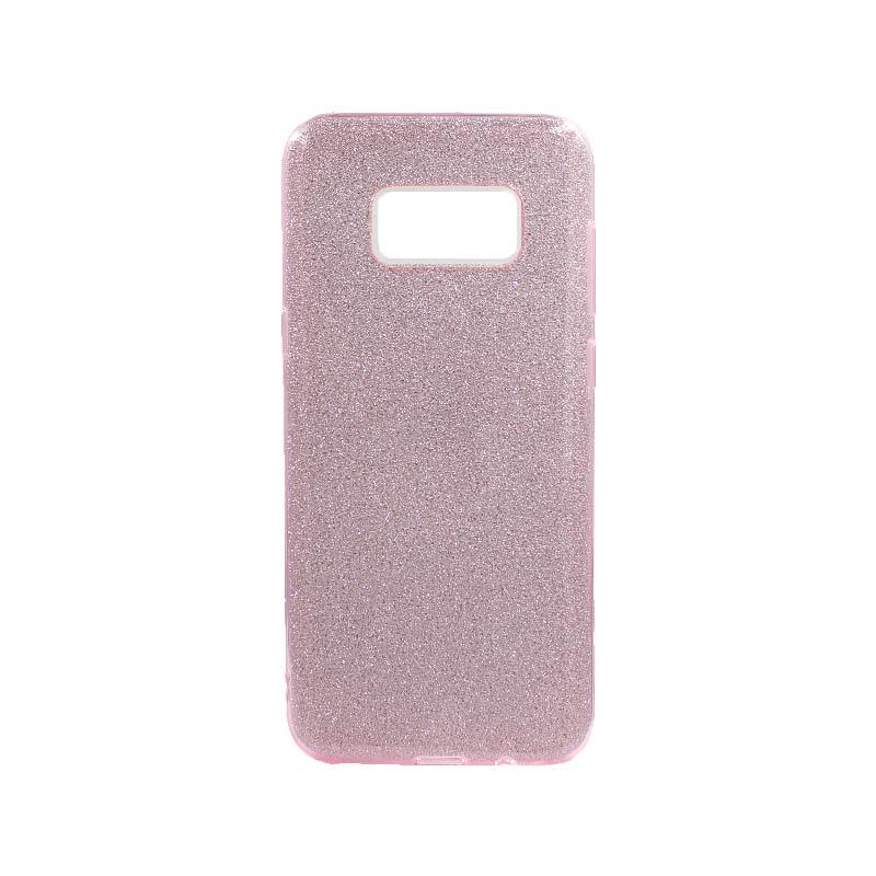 Θήκη Samsung Galaxy S8 Plus Glitter Ροζ