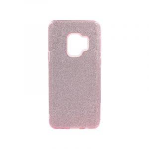 Θήκη Samsung Galaxy S9 Glitter Ροζ