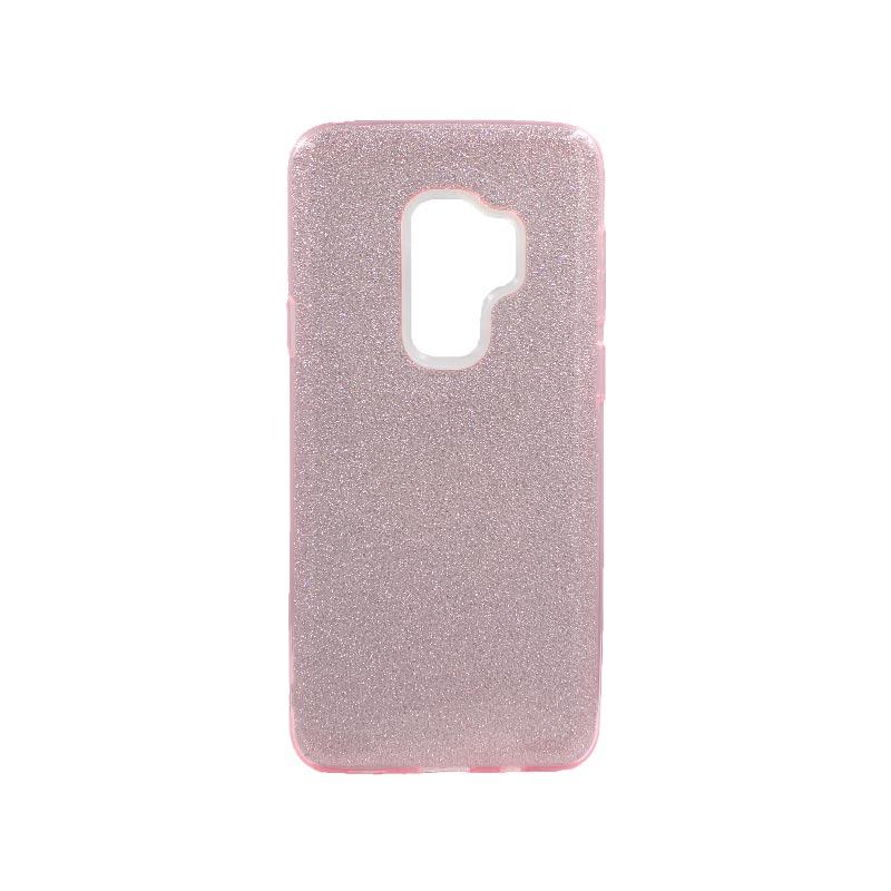 Θήκη Samsung Galaxy S9 Plus Glitter Ροζ