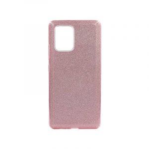 Θήκη Samsung Galaxy S10 Lite 2020 Glitter Ροζ