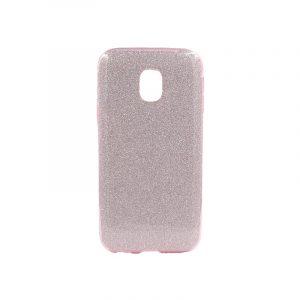 Θήκη Samsung Galaxy J3 Pro Glitter Ροζ