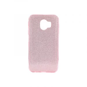 Θήκη Samsung Galaxy J4 Glitter Ροζ