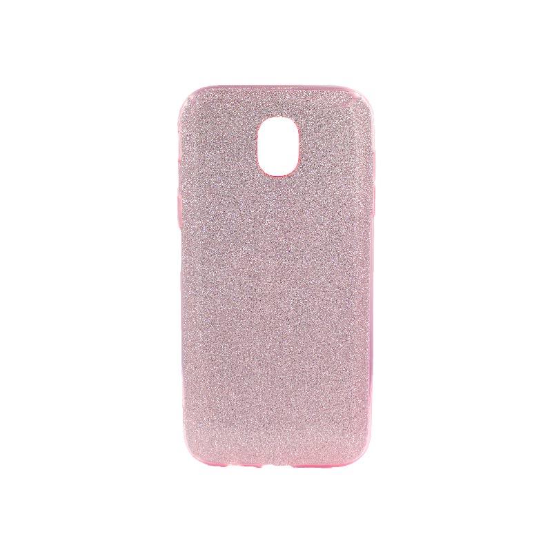 Θήκη Samsung Galaxy J5 2017 Glitter Ροζ