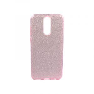 Θήκη Huawei Mate 10 Lite Glitter Ροζ