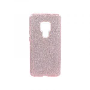 Θήκη Huawei Mate 20 Glitter Ροζ