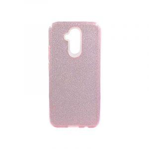 Θήκη Huawei Mate 20 Lite Glitter Ροζ