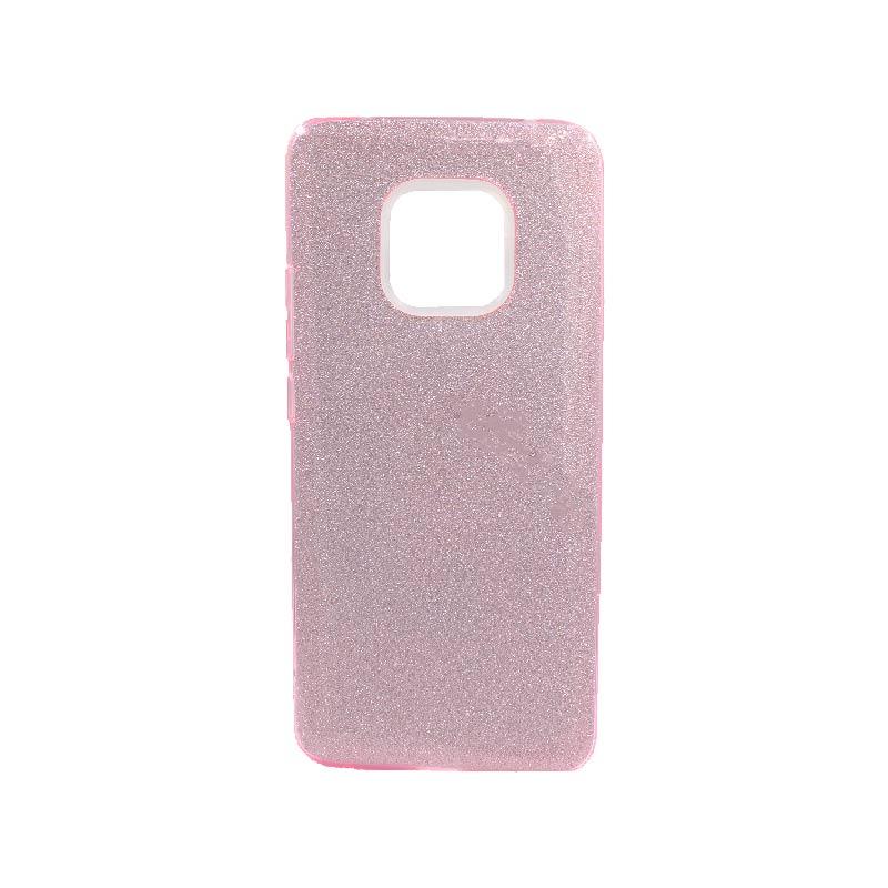 Θήκη Huawei Mate 20 Pro Glitter Ροζ