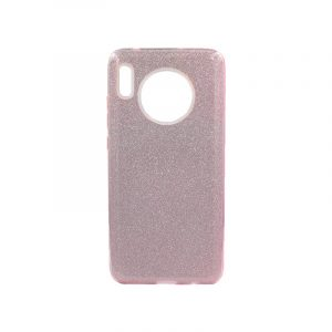 Θήκη Huawei Mate 30 Glitter Ροζ