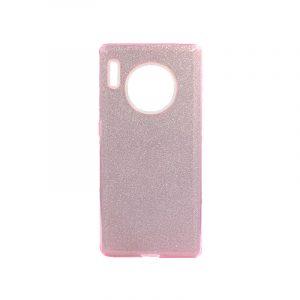 Θήκη Huawei Mate 30 Pro Glitter Ροζ