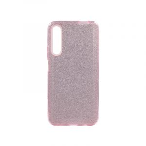 Θήκη Huawei P Smart Pro Glitter Ροζ