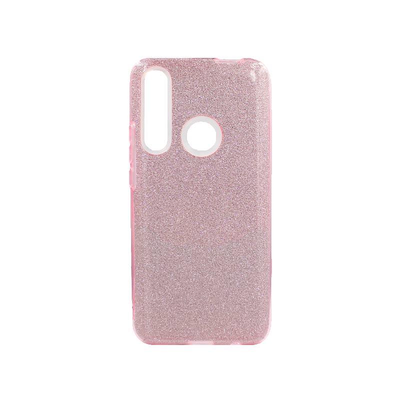 Θήκη Huawei P Smart Z Glitter Ροζ