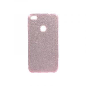 Θήκη Huawei P8 Lite 2017 / P9 Lite 2017 Glitter Ροζ