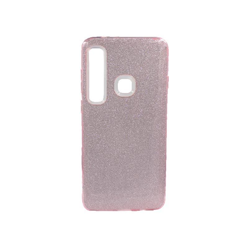 Θήκη Samsung Galaxy A9 2018 Glitter Ροζ