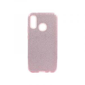 Θήκη Huawei P20 Lite Glitter Ροζ