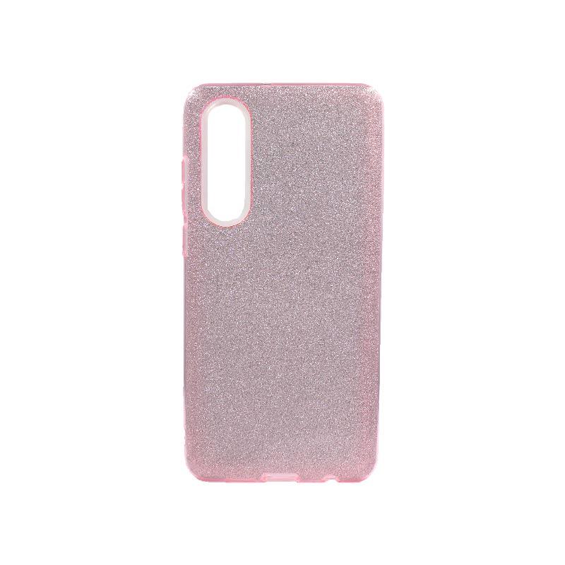 Θήκη Huawei P30 Glitter Ροζ