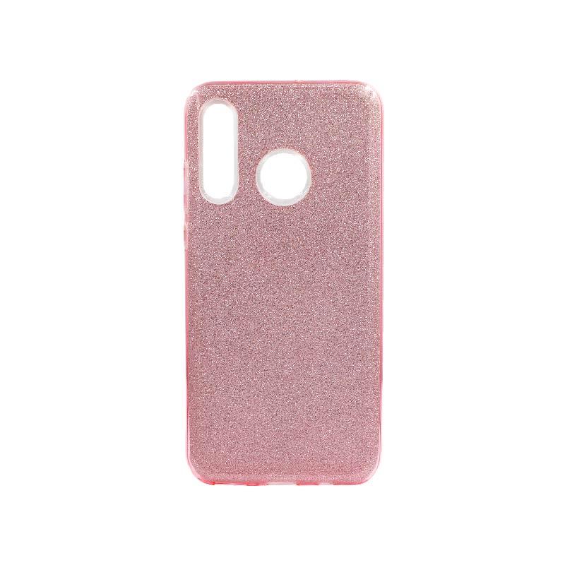 Θήκη Huawei P30 Lite Glitter Ροζ