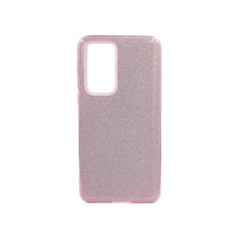 Θήκη Huawei P40 Glitter Ροζ