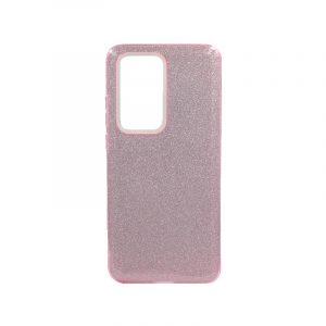 Θήκη Huawei P40 Pro Glitter Ροζ