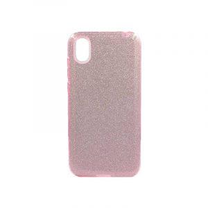 Θήκη Huawei Y5 2019 Glitter Ροζ